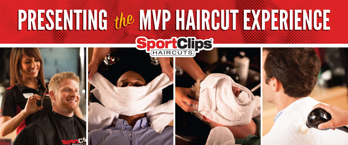 The Sport Clips Haircuts of Spartanburg  MVP Haircut Experience